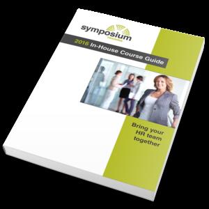 Symposium In House Training Brochure