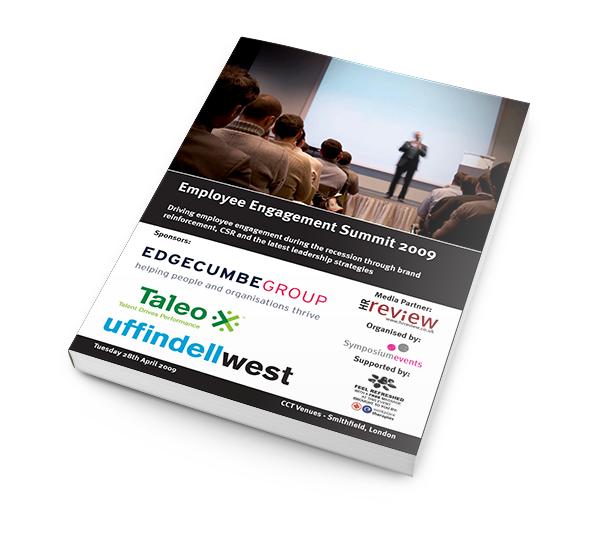 Employee Engagement Summit 2009 - Documentation