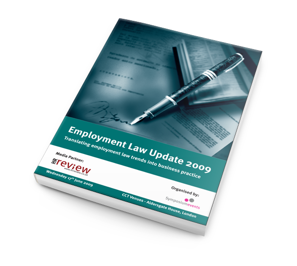 Employment Law Update 2009