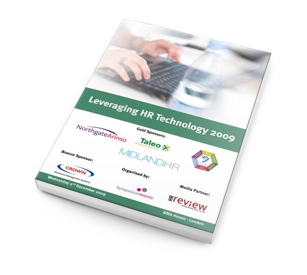 Leveraging HR Technology 2009