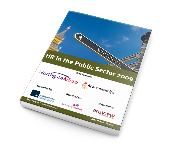 HR in the Public Sector 2009