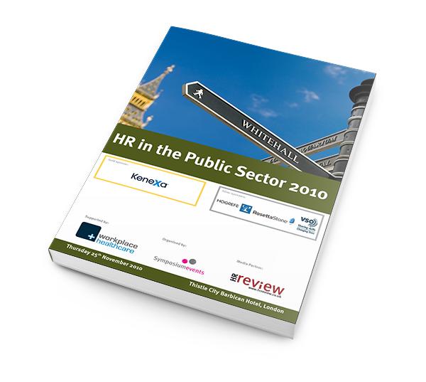 Public Sector HR Forum 2010 - Documentation