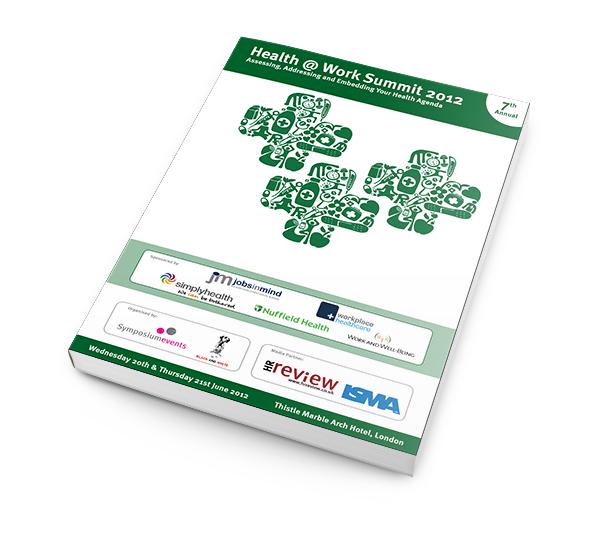 Health @ Work Summit 2012 - Documentation