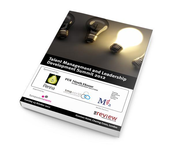 Talent Management & Leadership Development Summit 2012 - Documentation