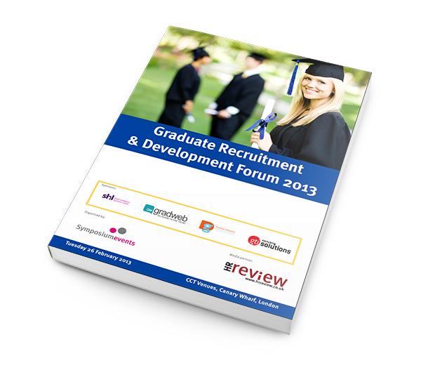Graduate Recruitment and Development Forum 2013 - Documentation