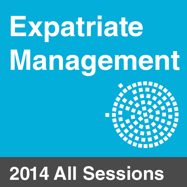 Expatriate Management 2014 Presentations