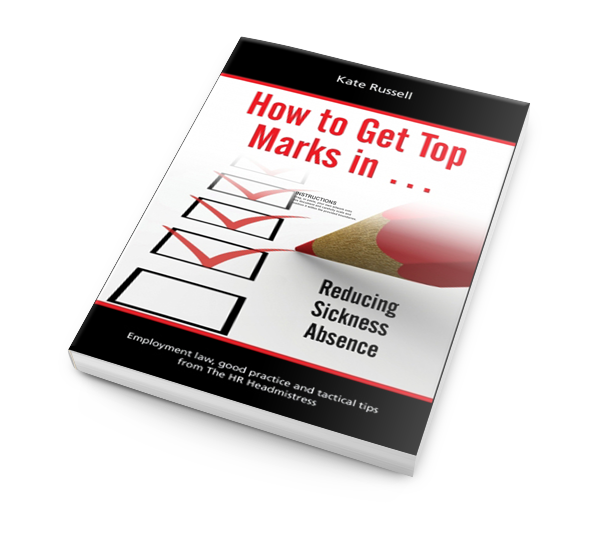 How to get top marks in... Reducing Sickness Absence