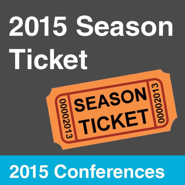 2015 Season Ticket